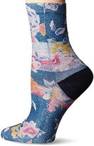 Stance Women's Hermosa Floral Arch Support Anklet Sock