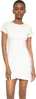 Susana Monaco Leslie Overlap Dress