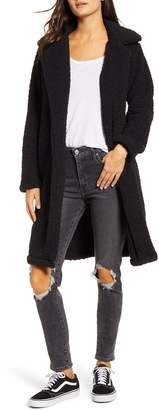 Billabong Montreal Faux Fur Jacket