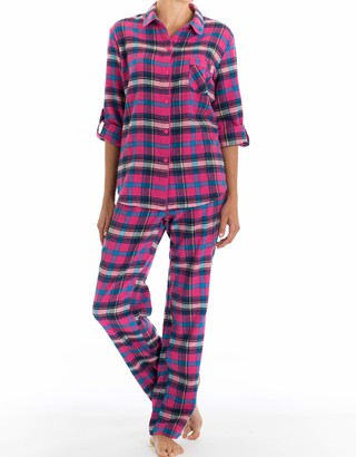 Joe Boxer Women's Dynamo Plaid Sleepwear
