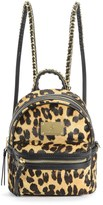 Juicy Couture Solstice Leopard Leather Mini Backpack