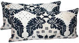 One Kings Lane Vintage Wool Patterned Knitted Pillows