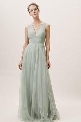 Jenny Yoo Sarita Dress By in Green Size 2