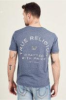 True Religion Crew Neck Mens Tee