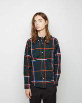 Isabel Marant Thom Check Shirt