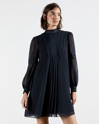 Ted Baker Lace Tape Tunic Dress