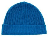 Magaschoni Knit Cashmere Beanie w/ Tags