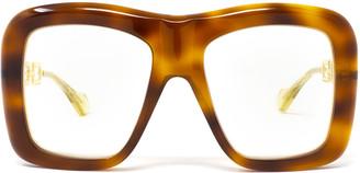 Gucci Gg0499s Havana Sunglasses