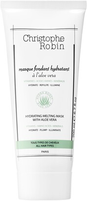 Christophe Robin Hydrating Melting Hair Mask with Aloe Vera