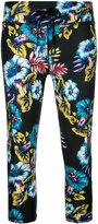 The Upside floral print cropped leggings - women - Polyamide - XS