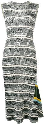 Victoria Beckham Asymmetric Hem Dress