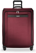 Briggs & Riley Transcend Vx Large Expandable 29-Inch Spinner Suitcase - Red