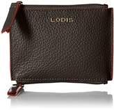 Lodis Kate Frances Double Zip Pouch Key Coin Purse
