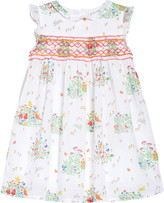 Boden Mini Spring Scene Dress