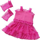 Dollie & Me Pink Party Dress Outfit for 18'' Doll
