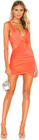 superdown Clare Cut Out Dress
