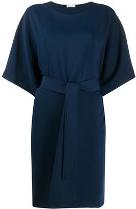 P.A.R.O.S.H. waist-tied mini dress