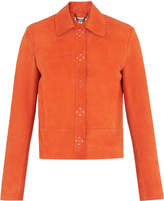 Whistles Turner Suede Jacket