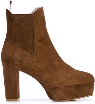 Stuart Weitzman Sophia Chill platform boots