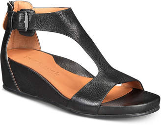 Gentle Souls by Kenneth Cole Women Gisele Wedge Sandals Women Shoes