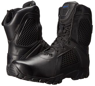 Bates Footwear Shock 8 Side Zip