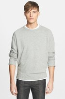 James Perse 'Baseball' Sweatshirt
