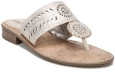 Sam & Libby Women's Tibby Whip Stitch Thong Sandals