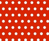 SheetWorld Fitted Pack N Play Sheet - Polka Dots - Made In USA - 29.5 inches x 42 inches (74.9 cm x 106.7 cm)