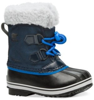 Sorel Little Kids Yoot Pac Nylon Boots Women's Shoes