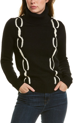 Tsesay Turtleneck Angora-Blend Sweater