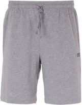 Boss Mix & Match Grey Marl Jersey Shorts