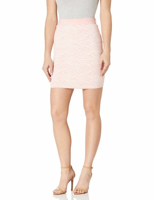 BCBGeneration Women's Sweater Mini Skirt