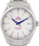 Omega Seamaster Stainless Steel with Silver Dial Automatic 40mm Mens Watch