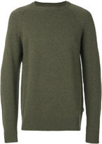 Barbour crew neck jumper