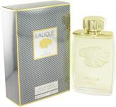 Lalique by Eau De Toilette Spray (Lion) for Men (4.2 oz)