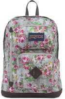 JanSport Austin Backpack in Multi Concrete Floral