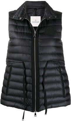 Moncler Logo Patch Gilet