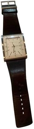Calvin Klein White Steel Watches