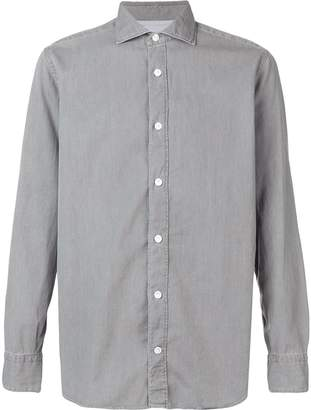 Eleventy straight-fit shirt