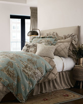 """Horchow """"Spa Toile"""" Bed Linens"""