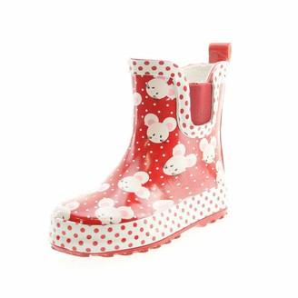 Beck Girl's Mauschen Rain Boot