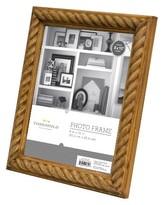 "Threshold 8""x10"" Craved Wood Frame"
