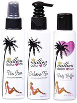 Million Dollar Tan Essentials Kit