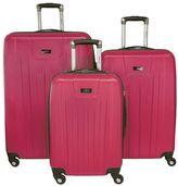 Skyway Luggage Nimbus 2.0 3-Piece Spinner Luggage Set