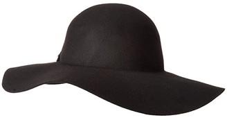 San Diego Hat Company WFH8055 Packable Floppy (Black) Caps
