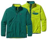 Patagonia Men's Reversible Snap-T® Glissade Pullover