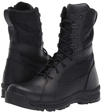 Danner Prowess Side-Zip 8 (Black) Women's Shoes