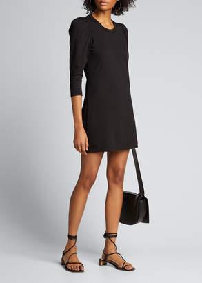 A.L.C. Candice 3/4-Sleeve Mini Dress