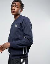 Adidas Originals Tokyo Pack Denim Sst Jacket In Blue Bk2227