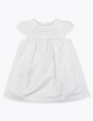 Marks and Spencer Taffeta Occasion Dress (0-3 Yrs)